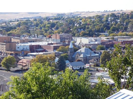 Pendleton View